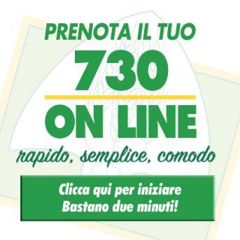Prenota il tuo 730 Varese