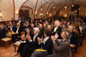 Soci Coldiretti Brescia durante l'assemblea annuale