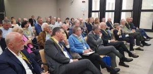 Europa, il pubblico del convegno