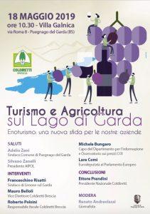 Convegno Coldiretti Brescia Enoturismo 18 maggio