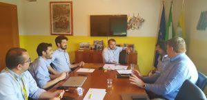 settore vitivinicolo: incontro con l'assessore Rolfi