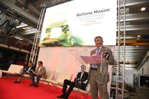 Stefano Masini di Coldiretti al convegno di AB