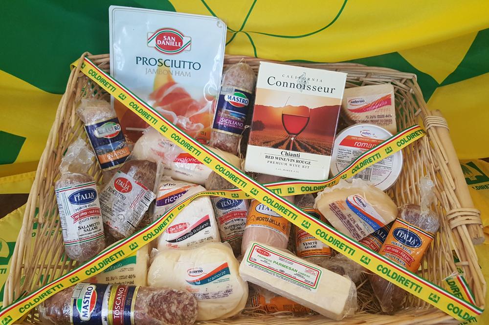 L'accordo CETA favorisce il falso made in Italy