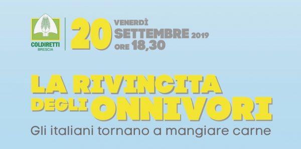 Convegno Coldiretti alla Sagra del Contadino di Mariano 2019