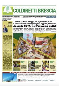 Mensile Coldiretti Brescia settembre 2019