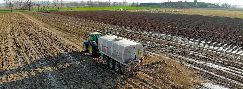 Spandimento effluenti, Coldiretti chiede deroga allo stop invernale