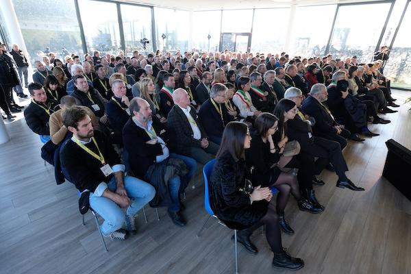 Fiera di Lonato 2020, il pubblico del convegno Coldiretti