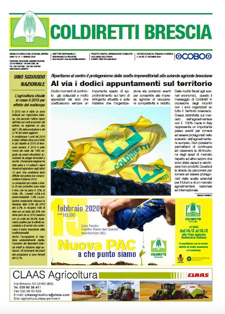 Mensile Coldiretti Brescia 1-2020