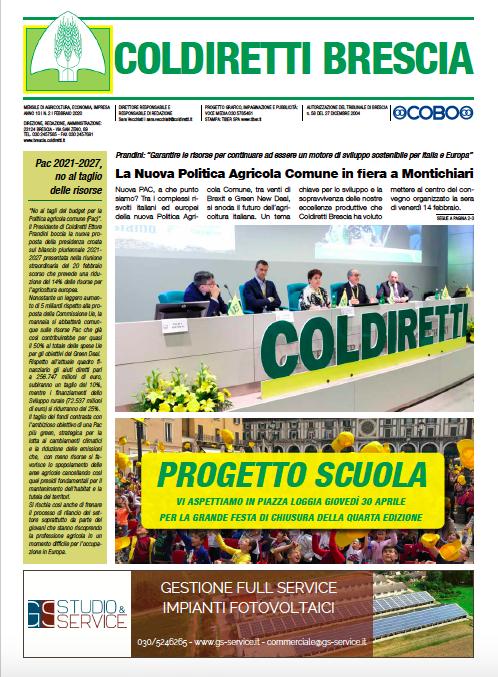 Mensile Coldiretti Brescia 2/2020