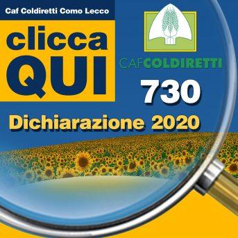 730 - ISTRUZIONI PER LA DICHIARAZIONE - COMO-LECCO