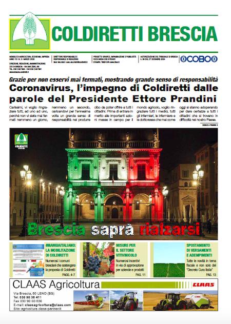 Mensile Coldiretti Brescia 3/2020