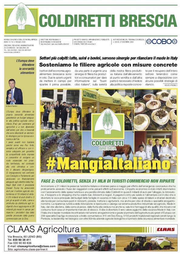 Mensile Coldiretti Brescia n. 5/2020