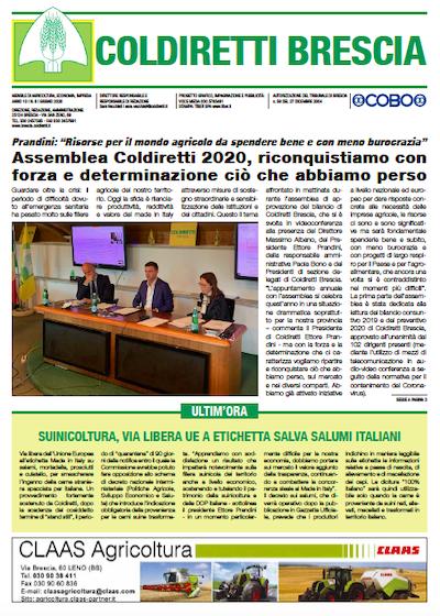 Mensile Coldiretti Brescia giugno 2020