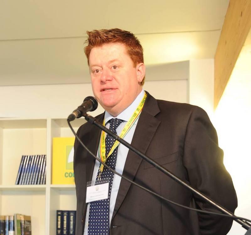 Silvano Brescianini, vice presidente di Coldiretti Brescia