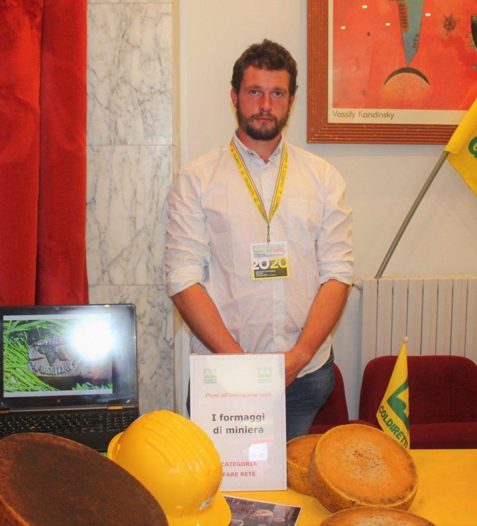 Paolo Paterlini vincitore della categoria Fare Rete