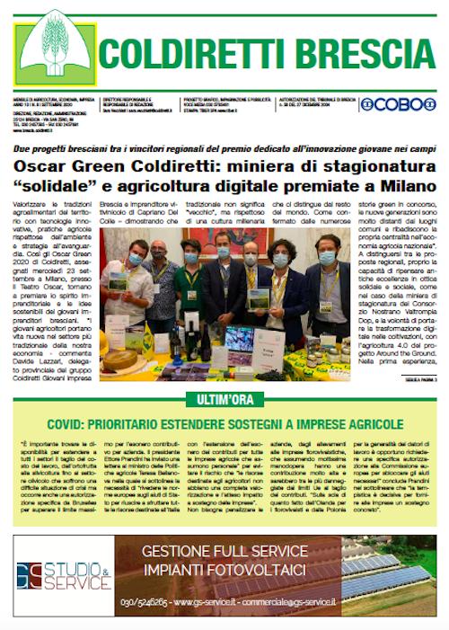 Mensile Coldiretti Brescia 8/2020