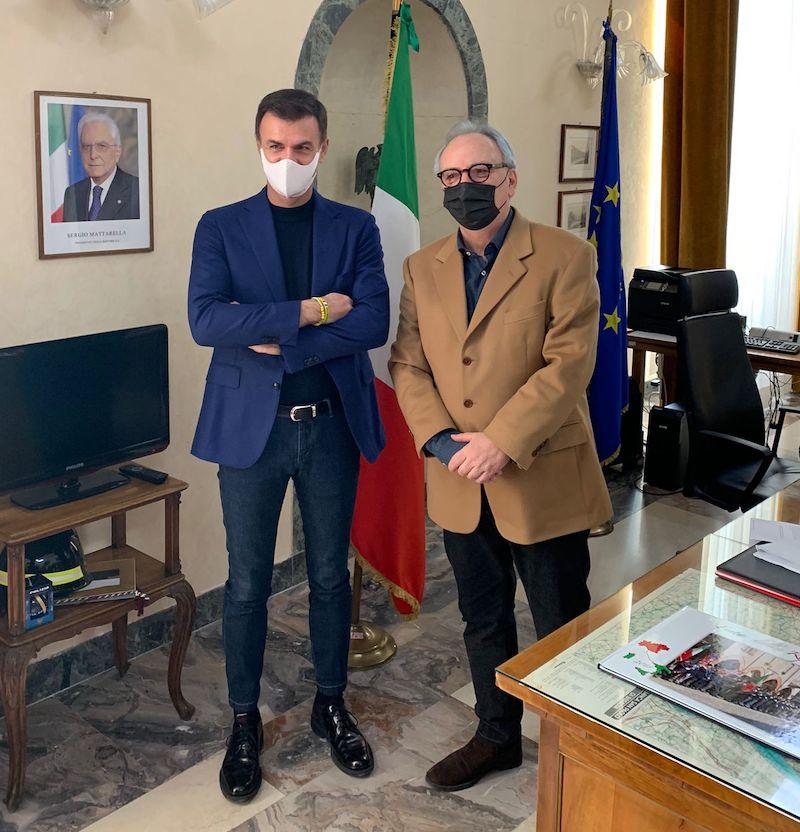 Furti in cascina: Prandini incontra Visconti