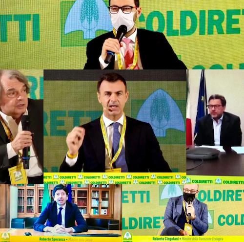 Export cibo: summit Coldiretti con il Governo