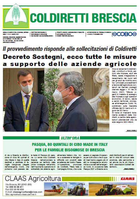 Mensile Coldiretti Brescia 3/2021