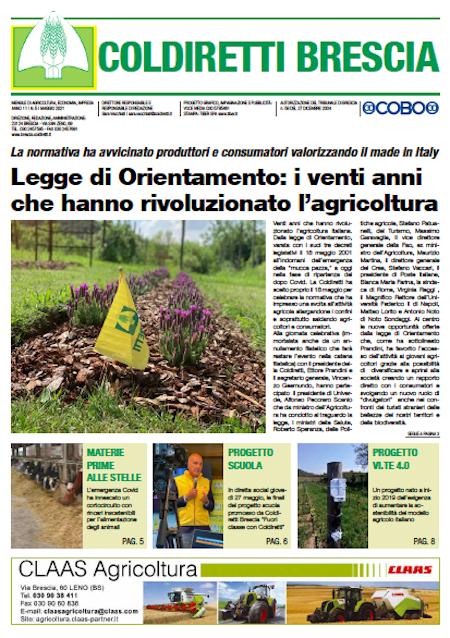 Mensile Coldiretti Brescia 5/2021