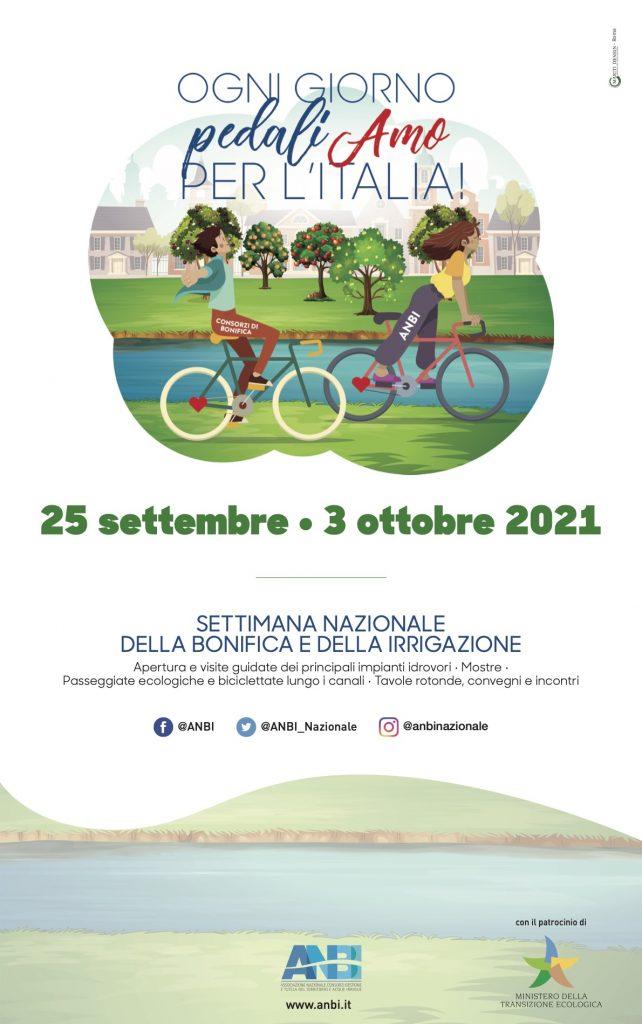 Settimana Nazionale della Bonifica e della Irrigazione 2021